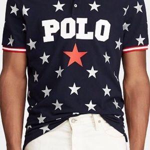 Polo Ralph Lauren Men's Mesh Polo Shirt Size L